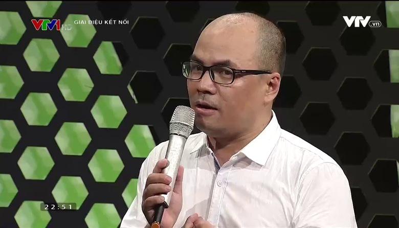 Giai điệu kết nối: Nhà báo Minh Đức