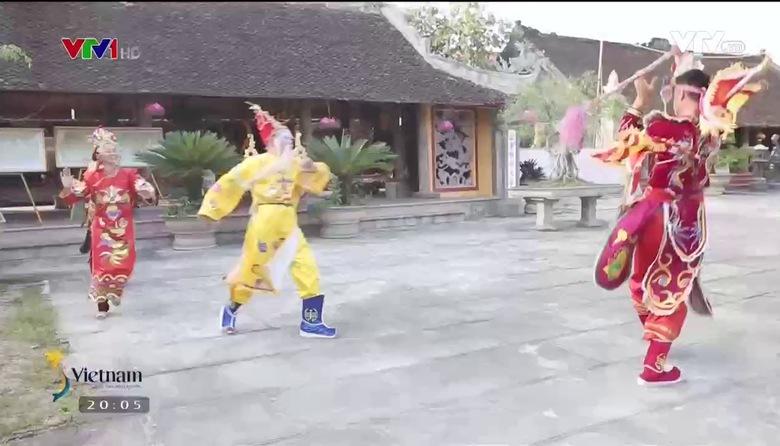 S - Việt Nam: Hành trình nghệ sỹ ở làng Gám, Yên Thành, Nghệ An