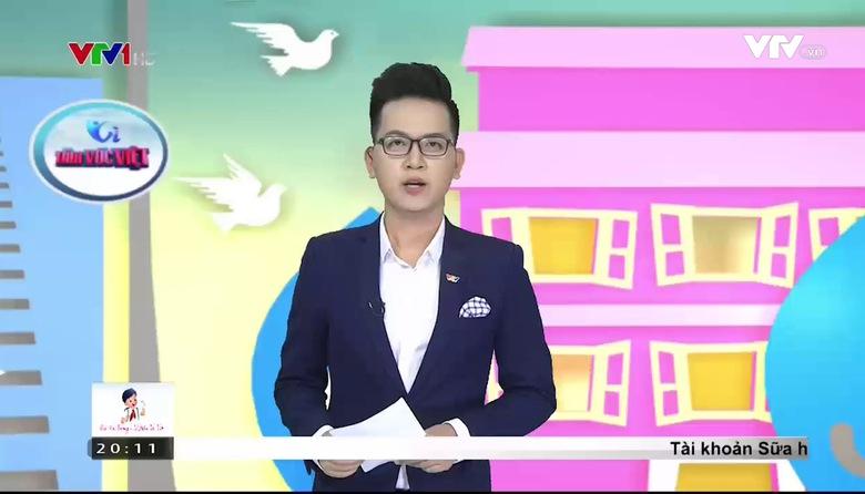 Vì tầm vóc Việt - 23/6/2017