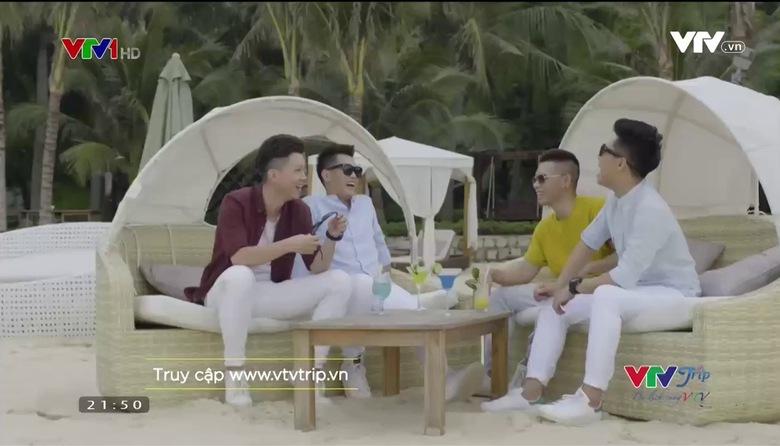 VTVTrip - Du lịch cùng VTV: Đảo Hòn Mun - Khu bảo tồn kỳ diệu