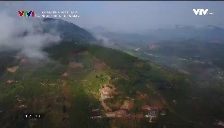 Khám phá Việt Nam: Ngôi chùa trên mây