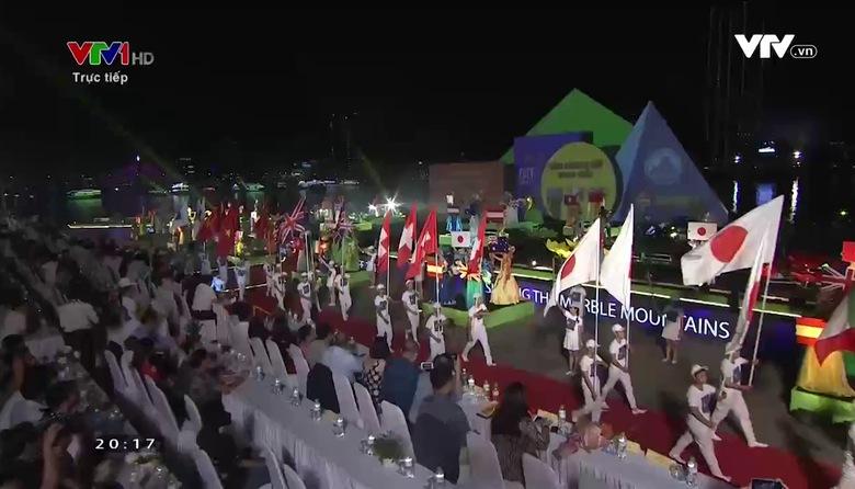 Lễ hội pháo hoa quốc tế Đà Nẵng 2017 - Phần 1 - 24/6/2017