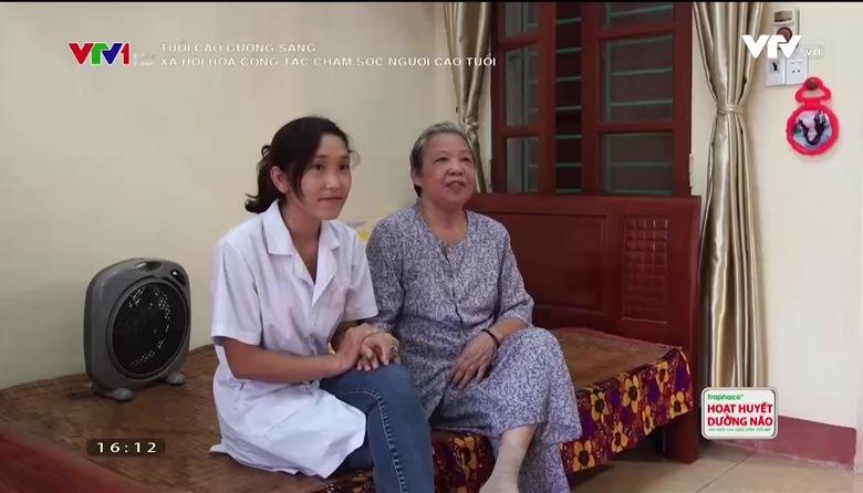 Tuổi cao gương sáng: Xã hội hóa công tác chăm sóc người cao tuổi
