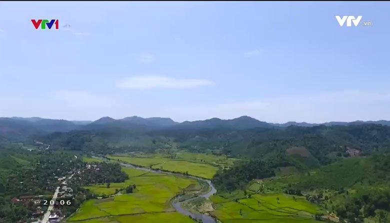 S - Việt Nam: Vẻ đẹp tre nứa Bình Chuẩn Con Cuông Nghệ An