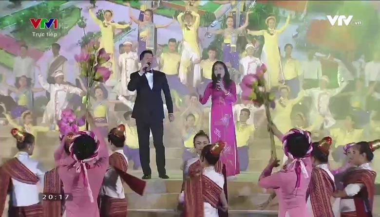 Khai mạc Ngày hội giao lưu văn hóa, thể thao và du lịch vùng biên giới Việt - Lào lần thứ II - 05/7/2017