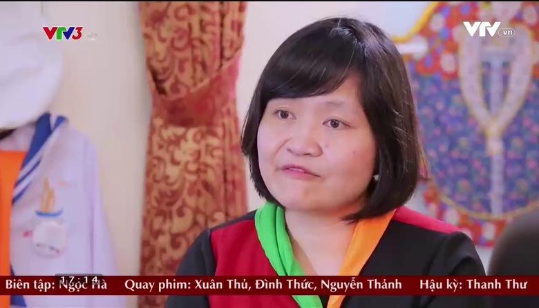Đẹp Việt: Tiến sĩ Giáo dục Nguyễn Thụy Anh