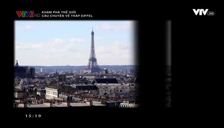 Khám phá thế giới: Câu chuyện về Tháp Eiffel