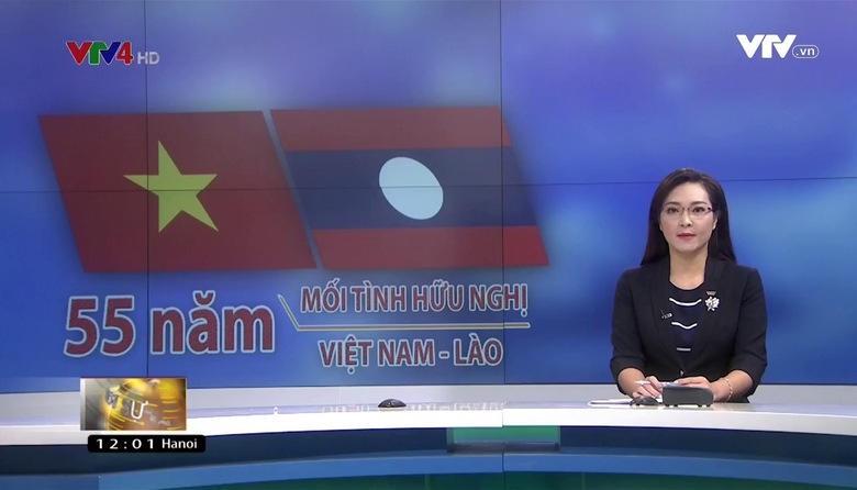 Bản tin tiếng Việt 12h VTV4 - 18/7/2017