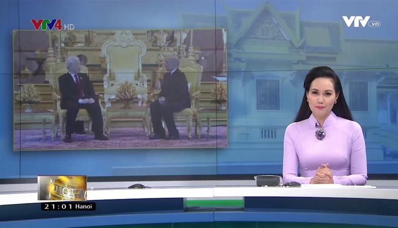 Bản tin tiếng Việt 21h VTV4 - 20/7/2017