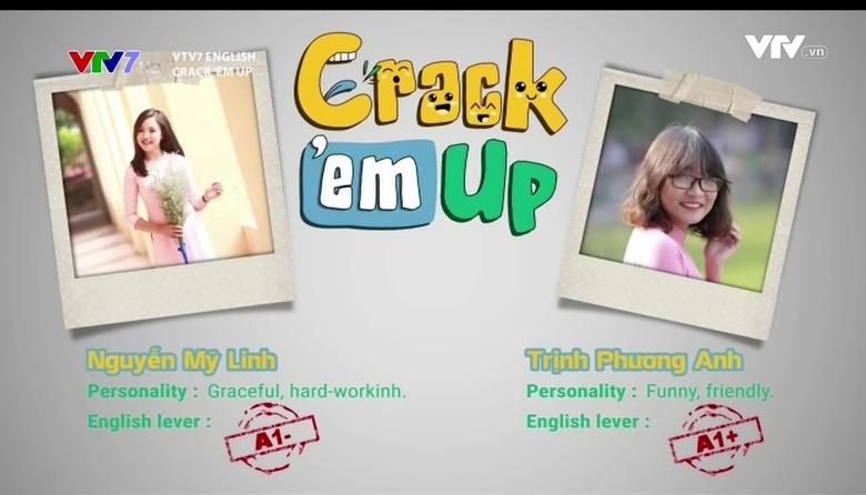 Crack 'em up - Số 2