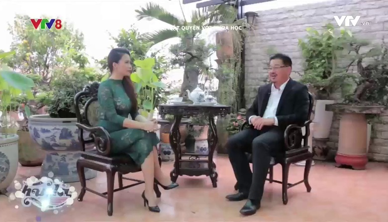 Tự hào miền Trung: PGS-TS Bác sĩ Lê Hành - Nghệ thuật quyện với khoa học