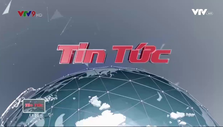 Tin tức 11h30 VTV9 - 24/7/2017