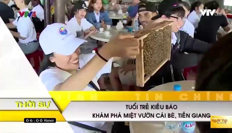 Người Việt bốn phương - 25/7/2017