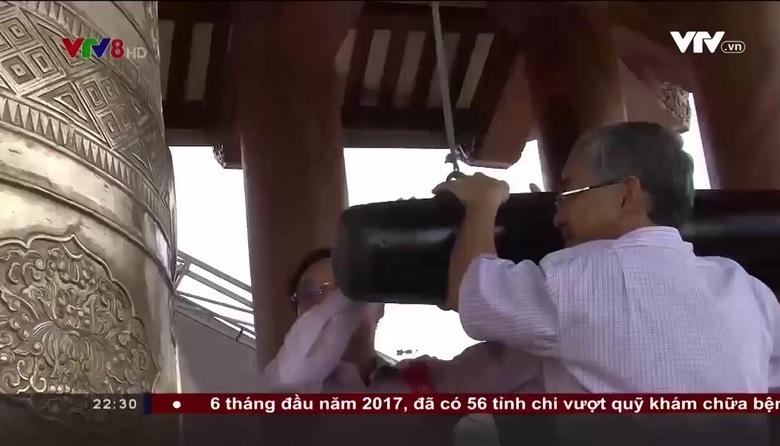 Bản tin 22h30 VTV8 - 27/7/2017