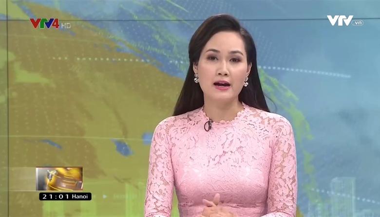 Bản tin tiếng Việt 21h VTV4 - 27/7/2017