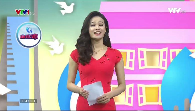 Vì tầm vóc Việt - 27/7/2017
