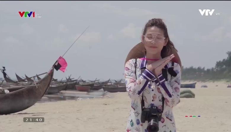 VTVTrip - Du lịch cùng VTV:Tam Thanh-Quảng Nam: Rực rỡ làng Bích Họa