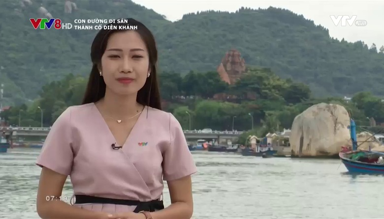 Con đường di sản: Thành cổ Diên Khánh