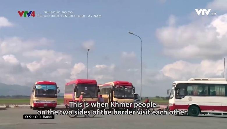 Núi sông bờ cõi: Giữ bình yên biên giới Tây Nam