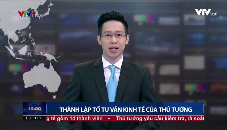 Thời sự 12h VTV1 - 29/7/2017