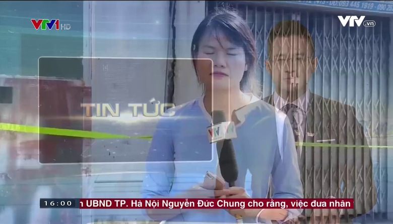 Thời sự 16h VTV1 - 29/7/2017
