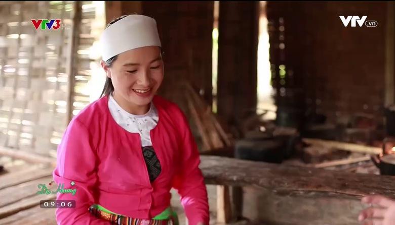Vẻ đẹp phụ nữ Á Đông: Nét đẹp con gái Mường
