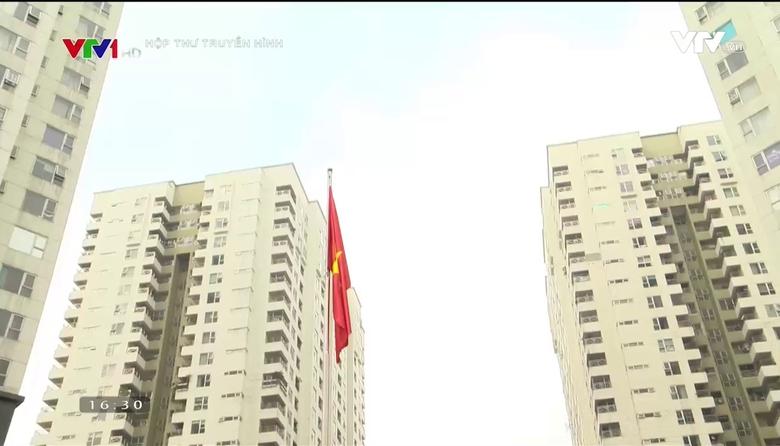 Hộp thư truyền hình: Xung quanh quy định cách tính diện tích căn hộ chung cư