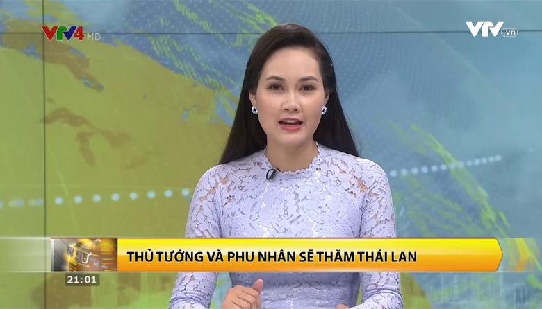 Bản tin tiếng Việt 21h VTV4 - 13/8/2017