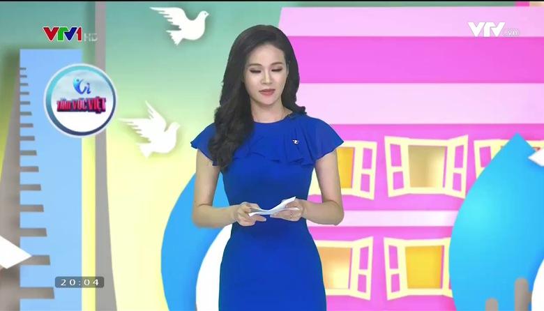 Vì tầm vóc Việt - 13/8/2017