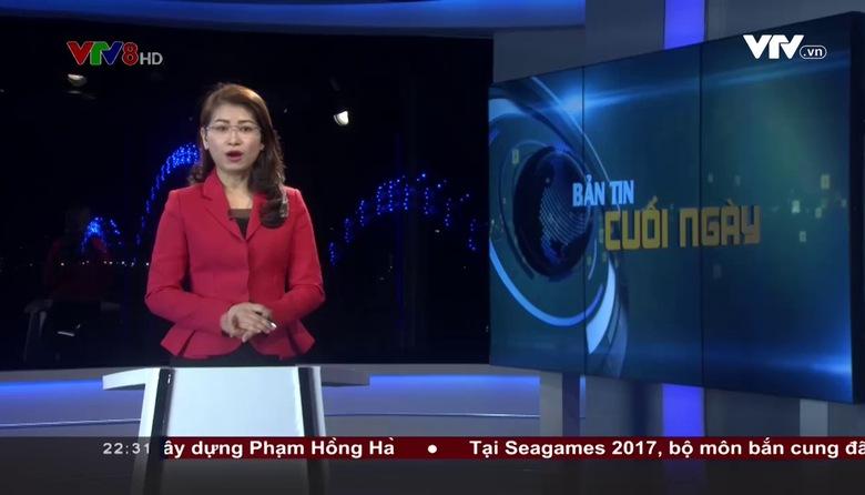 Bản tin 22h30 VTV8 - 16/8/2017