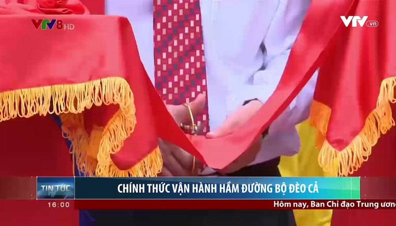 Bản tin 16h VTV8 - 21/8/2017