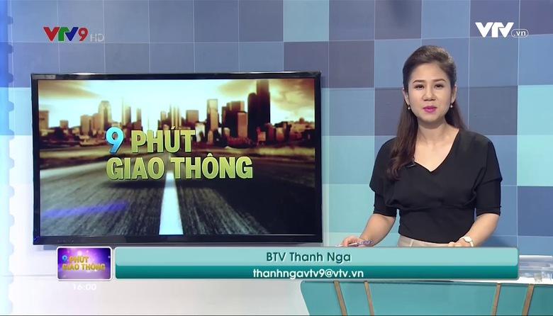 Tin tức 16h VTV9 - 21/8/2017