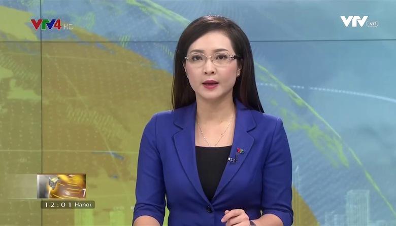 Bản tin tiếng Việt 12h VTV4 - 22/8/2017