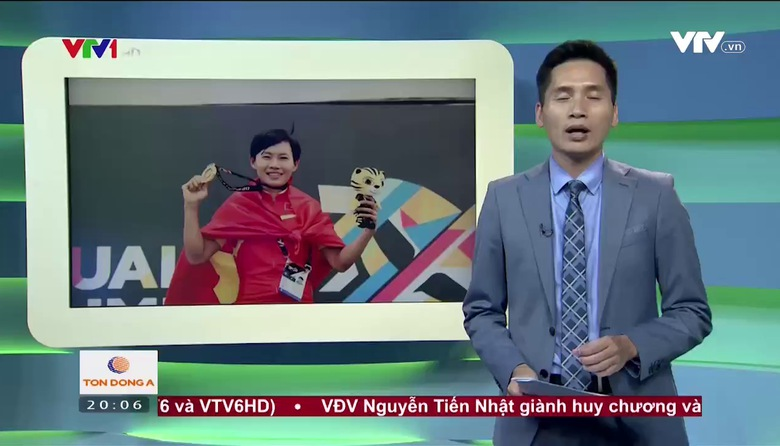 Thể thao 24/7 - 23/8/2017