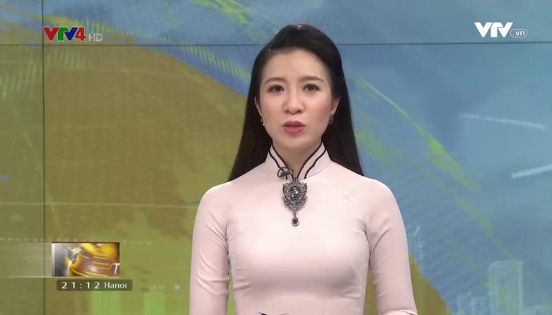 Bản tin tiếng Việt 21h VTV4 - 23/8/2017