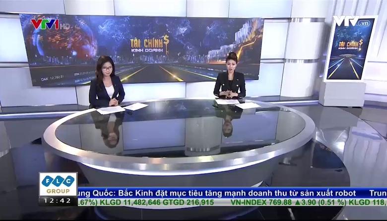 Tài chính kinh doanh trưa - 24/8/2017