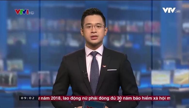 Thời sự 9h VTV1 - 24/8/2017