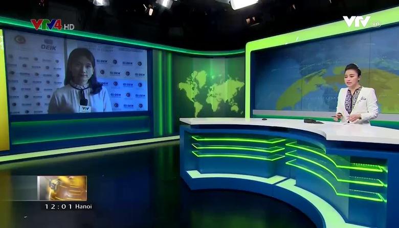 Bản tin tiếng Việt 12h VTV4 - 24/8/2017