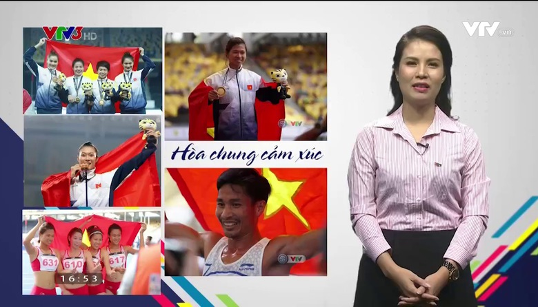 Khoảnh khắc SEA Games - 28/8/2017