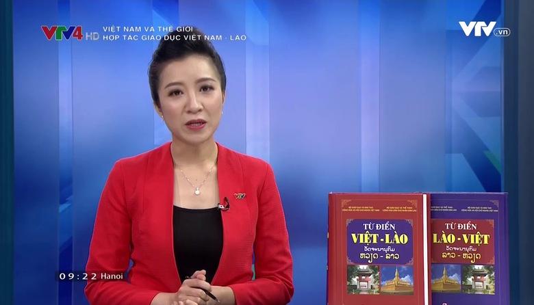 Việt Nam và Thế giới: Hợp tác giáo dục Việt Nam - Lào