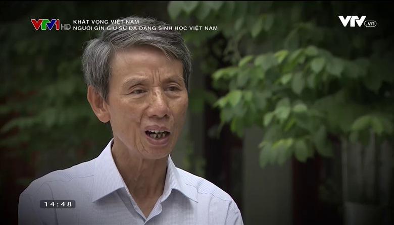 Khát vọng Việt Nam: Người gìn giữ sự đa dạng sinh học Việt Nam