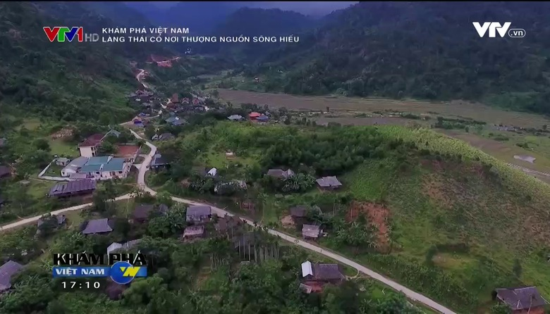 Khám phá Việt Nam: Làng thái cổ nơi thượng nguồn sông Hiếu