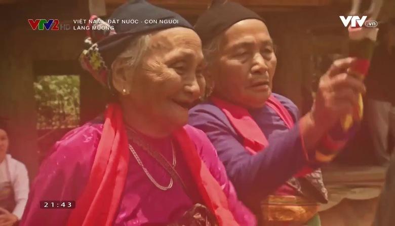 Việt Nam - Đất nước - Con người: Làng Mường