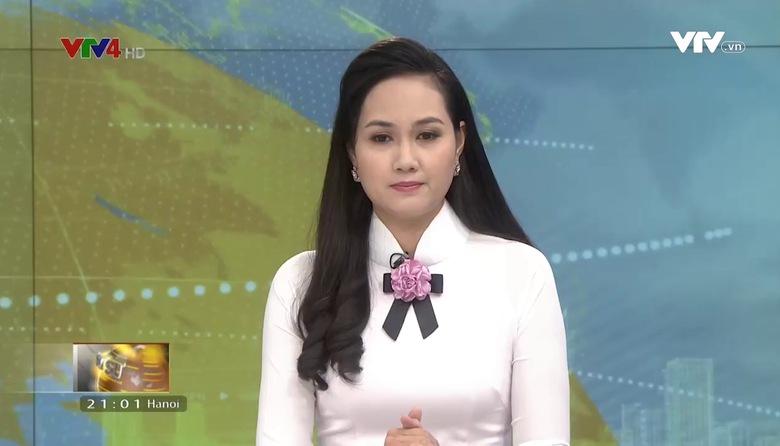 Bản tin tiếng Việt 21h VTV4 - 16/9/2017