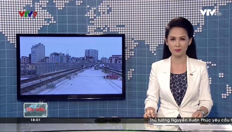 Tin tức 18h VTV9 - 19/9/2017