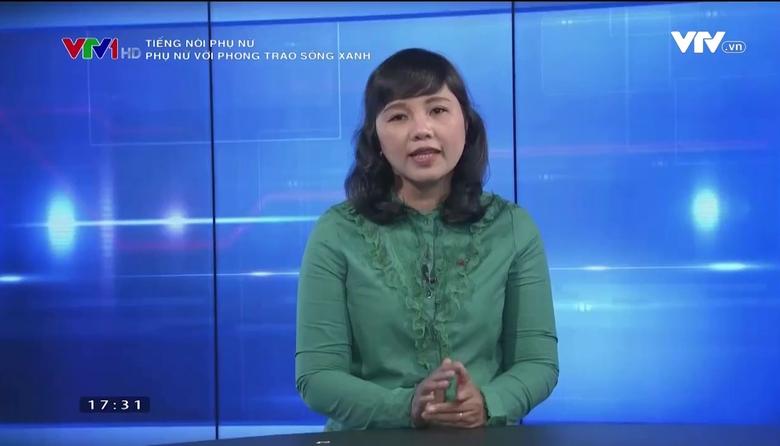 Tiếng nói phụ nữ: Phụ nữ với phong trào sống xanh