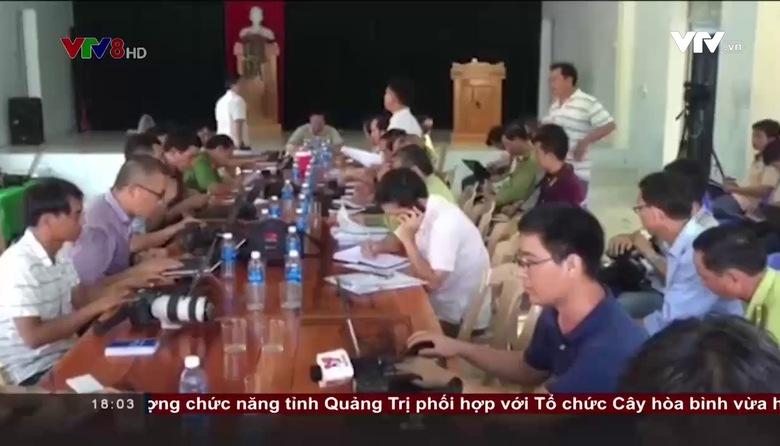 Bản tin 18h VTV8 - 22/9/2017