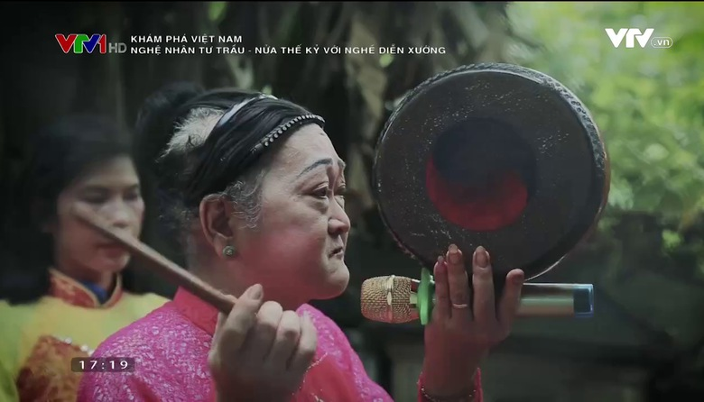 Khám phá Việt Nam: Nghệ nhân Tư Trầu - Nửa thế kỷ với nghề diễn xướng