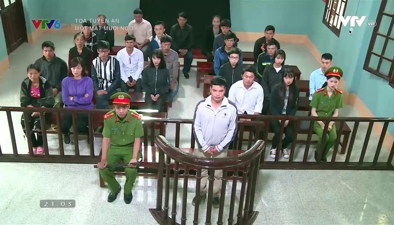 Tòa tuyên án: Một mất mười ngờ