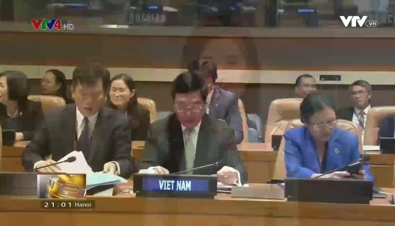 Bản tin tiếng Việt 21h VTV4 - 24/9/2017